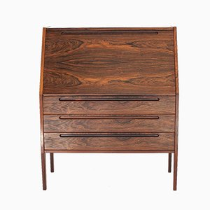 Mid-Century Danish Secretaire by Nils Jonsson for Torring, 1960s