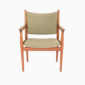 Mid-Century Model JH-713 Armchair by Hans J. Wegner for Johannes Hansen, 1960s