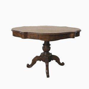 Antiker wilhelminischer Tisch aus der Gründerzeit