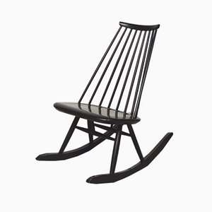 Mid-Century Mademoiselle Rocking Chair by Ilmari Tapiovaara for Asko, 1960s