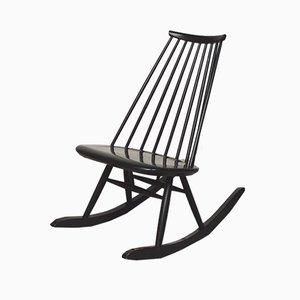 Rocking Chair Mademoiselle Mid-Century par Ilmari Tapiovaara pour Asko, 1960s