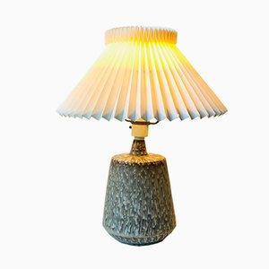 Lámpara de mesa Mid-Century de Gunnar Nylund para Rörstrand, años 50
