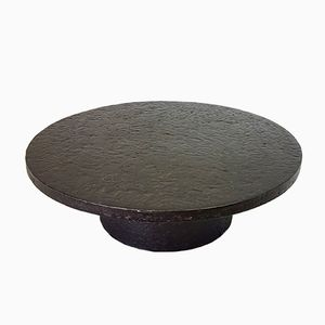 Mid-Century Stone Coffee Table, 1970s