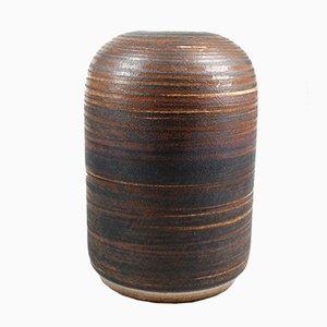 Mid-Century Vase von Meindert Zaalberg für Potterij Ommen, 1960er