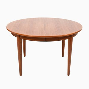 Mid-Century Model 55 Dining Table by Omann Jun, 1960s