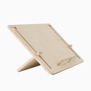 DETABLET Tablet-Untersatz aus Birke von Debosc