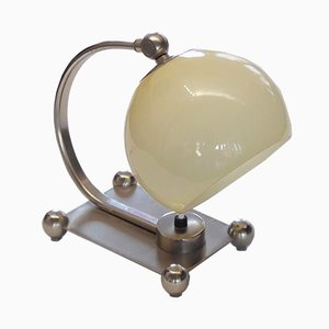 Lámpara de mesa Bauhaus de Le Phare, años 30