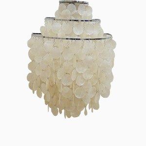 Lámpara de pared FUN 1 WM vintage de Verner Panton para J. Lüber AG