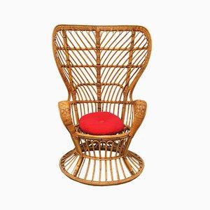 Vintage Armchair by Gio Ponti & Lio Carminati, 1950s
