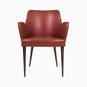 Vintage P35 Sessel von Osvaldo Borsani für Arredamenti Borsani Varedo, 1950er