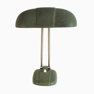 Lámpara de mesa suiza moderna de Siegfried Giedion para BAG Turgi, años 30