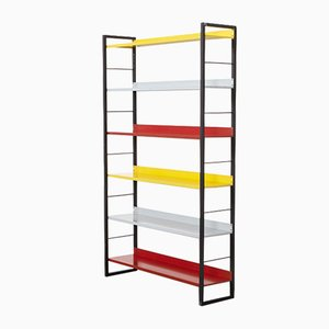 Modernist Bookcase by A.D. Dekker for Tomado, 1950s
