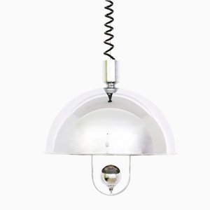 Vintage P85 Hanging Lamp by Florian Schulz, 1980s