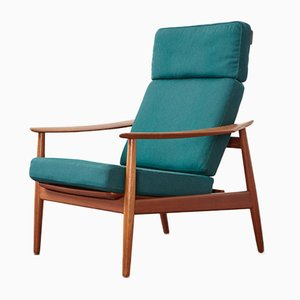 FD-164 Lounge Chair by Arne Vodder for France & Søn, 1960s