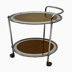 Vintage French Drinks Trolley, 1950s