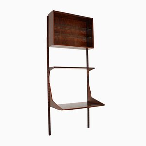 Danish Rosewood Royal Shelving Unit by Poul Cadovius, 1960s