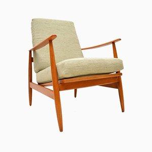 Dänische Vintage Armlehnstühle, 1960er, 2er Set