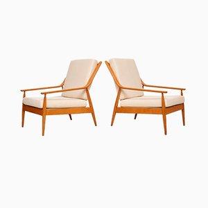 Vintage Sessel von Scandart, 1960er, 2er Set
