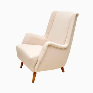 Vintage Swedish Armchair, 1960s
