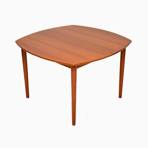 Vintage Teak Dining Table by Gustav Bahus for Rastad & Relling, 1960s