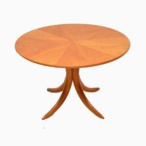 Table Basse Vintage en Orme de Alma, 1960s