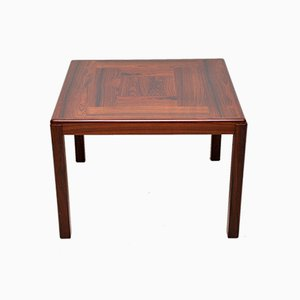 Vintage Danish Rosewood Coffee Table from Vejle-Stole, 1960s