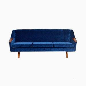 Sofá vintage de Illum Wikkelso para Westnofa, años 60