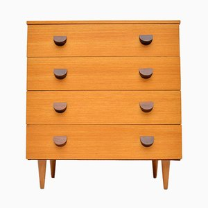 Vintage Teak & Afromosia Chest of Drawers, 1960s