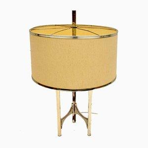 Lámpara de pie italiana vintage de Gaetano Sciolari, años 60