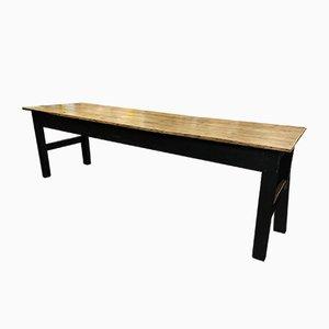 Table Rustique Antique en Sapin