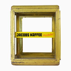 Small Jacobs Coffee Vitrine, 1950s
