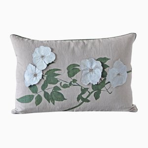 Wild Roses Cushion from GAIADIPAOLA