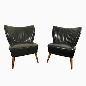 Vintage Cocktail Chairs, Set of 2