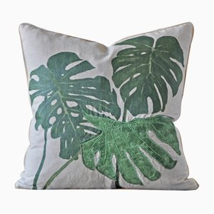 Philodendron Grande Cushion from GAIADIPAOLA