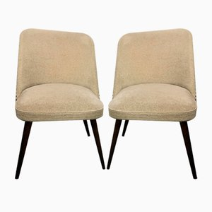 Mid-Centruy Side Chairs, Set of 2