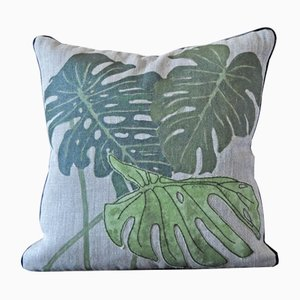 Philodendron Piccolo Cushion from GAIADIPAOLA