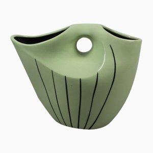 Moderne New Look Vase von Wim Visser für Sphinx, 1950er