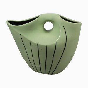 Modernist New Look Vase by Wim Visser for Sphinx, 1950s