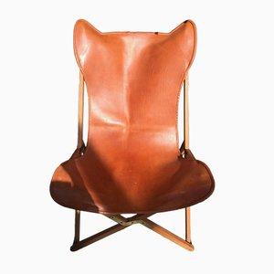 Klappbarer Butterfly Chair von Ibiz Roma, 1980er