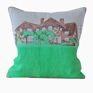 Casa di Campagna Cushion from GAIADIPAOLA