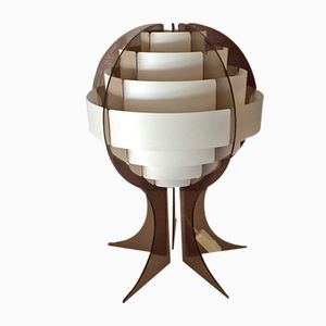 Table Lamp by Brylle & Jacobsen, 1970s