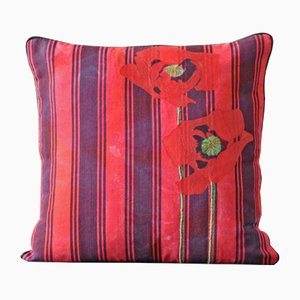 Papaveri Cushion from GAIADIPAOLA