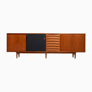 Model 29A Teak Sideboard by Arne Vodder for Sibast, 1950s