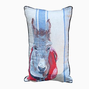 Asino Cushion from GAIADIPAOLA