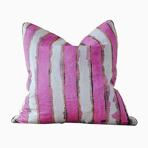 Stripes Cushion from GAIADIPAOLA