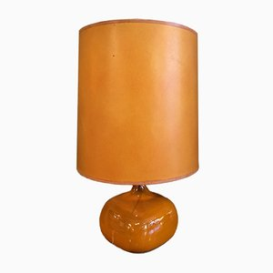 French Ceramic Lamp by Jacques & Dani Ruelland, 1960s