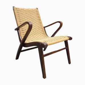 Vintage Boomerang Lounge Chair, 1950s