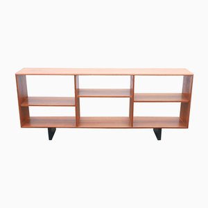 Canadian Model 881 Walnut Bookshelf, 1950s