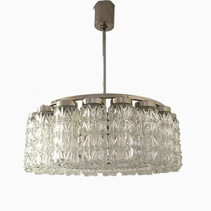 Vintage Chandelier in the Style of Kalmar, 1960s