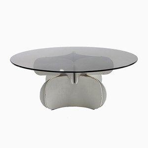 Table Basse Vintage en Contreplaqué